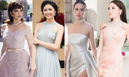 sao Việt,nữ hoàng thảm đỏ,sao Việt mặc đẹp,nữ hoàng thảm đỏ showbiz Việt