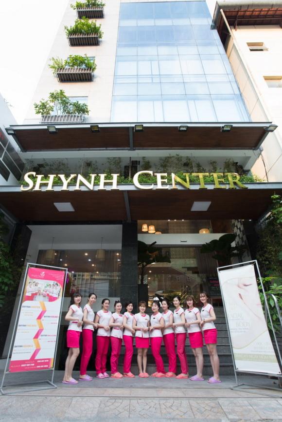 Shynh Beauty, Mỹ phẩm S-White, Mỹ phẩm làm đẹp, Shynh Center