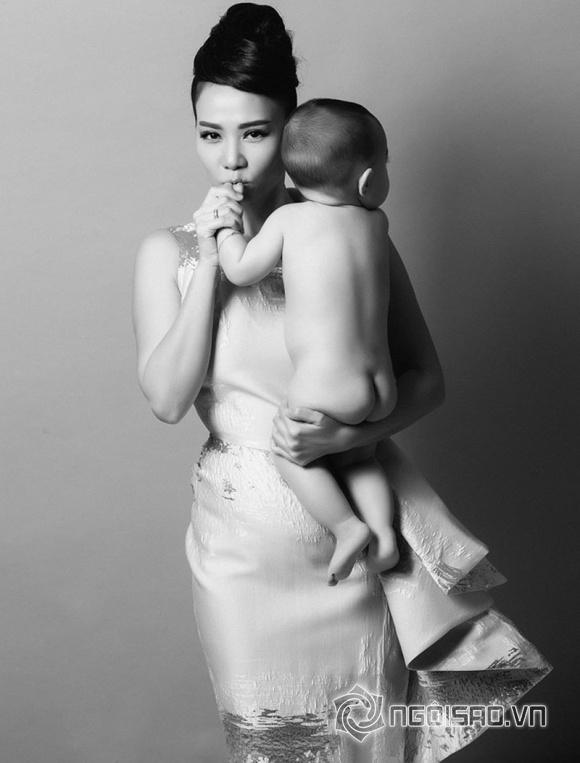 ca sĩ Thu Minh, Thu Minh, con trai Thu Minh