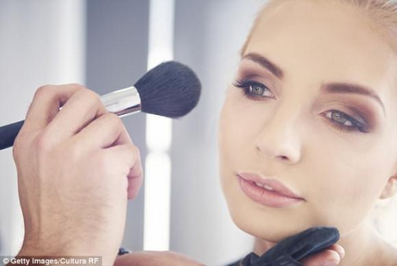 make up, trang điểm,ung thư, ung thư da, make up ngăn ngừa ung thư da, trang điểm ngăn ngừa ung thư da