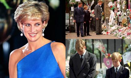 Công nương Diana, chuyện tình Công nương Diana, Thái tử Charles