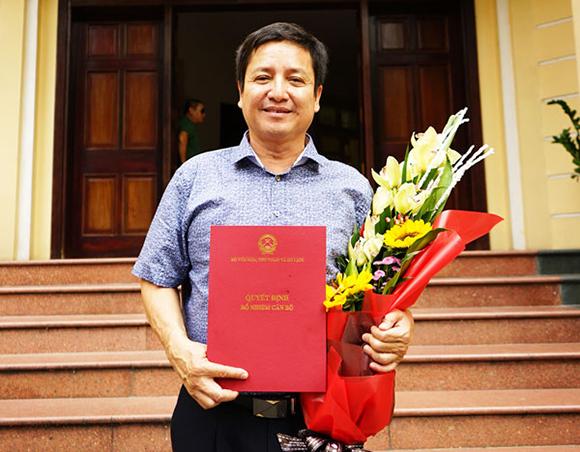 NSƯT Chí Trung,táo xã hội chí trung,chí trung làm giám đốc