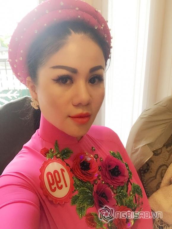 Selena Trinh, Hoa hậu Phu nhân (Ms VietNam New World) 2017, Hoa hậu Phu nhân Selena Trinh