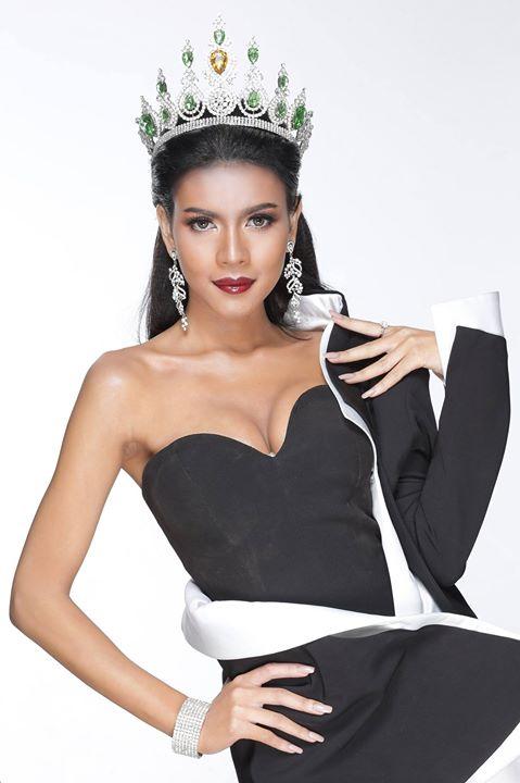 sao Thái Lan,Hoa hậu 19 tuổi Thái Lan,Rattana Ramchatu,Miss Grand Thailand 2017
