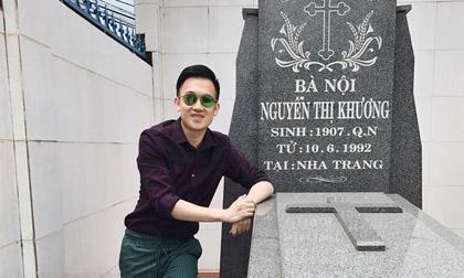 album ảnh sao,sao Việt,Dương Triệu Vũ