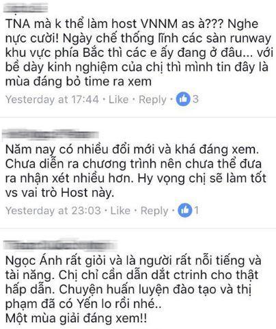 sao việt, trương ngọc ánh, trương ngọc ánh làm host, trương ngọc ánh vietnams next top