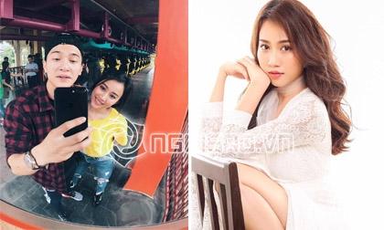 Huỳnh Anh, Hoàng Oanh, Huỳnh Anh Hoàng Oanh, Huỳnh Anh chia tay bạn gái, sao việt