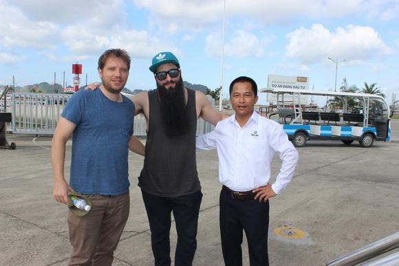 Đạo diễn phim kong,Jordan Vogt-Roberts,đạo diễn kong sang việt nam