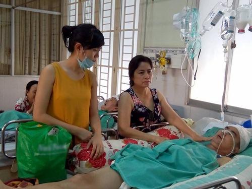 diễn viên Nguyễn Hoàng, vợ của diễn viên Nguyễn Hoàng, bệnh của diễn viên Nguyễn Hoàng