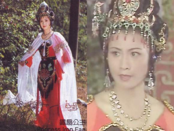 toàn cảnh phim,phim Hoa ngữ,Tây Du Ký 1986,Diêm Hoài Lễ,Ngưu Ma Vương,Vương Phụng Hà,Vương Phu Đường,sao Tây Du Ký qua đời