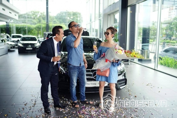 Thu Trang và Tiến Luật, Hoa hậu làng hài, diễn viên hài Thu Trang, diễn viên hài Tiến Luật