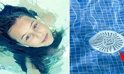 bảo vệ tóc, bảo vệ tóc khi bơi, bảo vệ tóc mùa hè