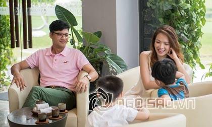 Mc đan lê,diễn viên đan lê,đan lê chia sẻ về bố chồng,chuyện làng sao,sao Việt
