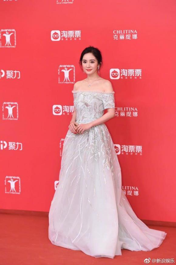 ,Liễu Nham LHP quốc tế Thượng Hải,LHP quốc tế Thượng Hải,Diễn viên Dương Mịch,diễn viên Lưu Diệc Phi, sao Hoa ngữ