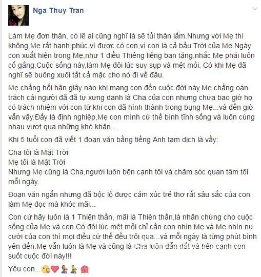 Sao Viet gui loi chuc cam dong den 'Ngay cua cha'