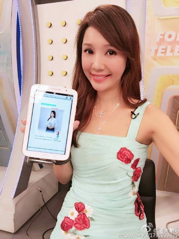 Hellen Thanh Dao lo nhan sac that xuong doc tram trong, phu nhan chuyen bi tay chay o Dai Loan