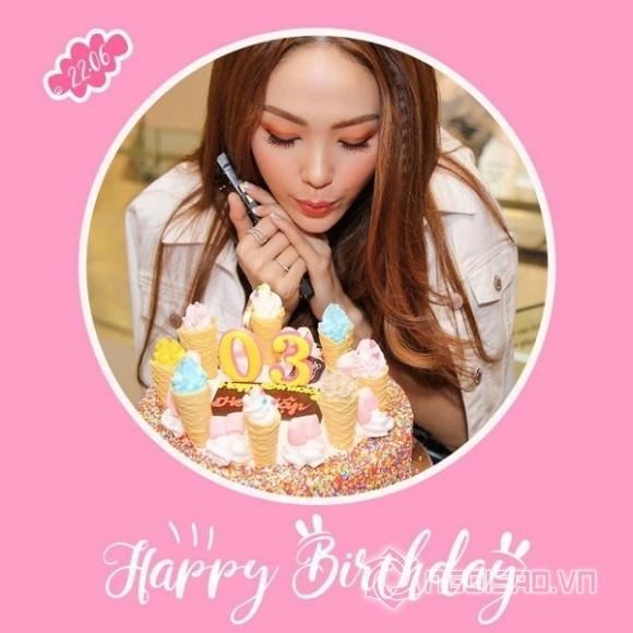 Minh Hằng, ca sĩ Minh Hằng, sinh nhật Minh Hằng