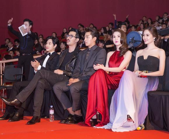 Ca sĩ tim,người mẫu ngọc trinh,Asia Model Awards 2017