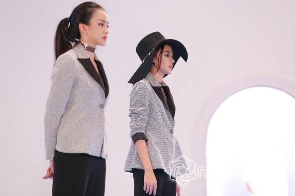 Hoàng Thùy, The Face, The Face 2017, sao Việt