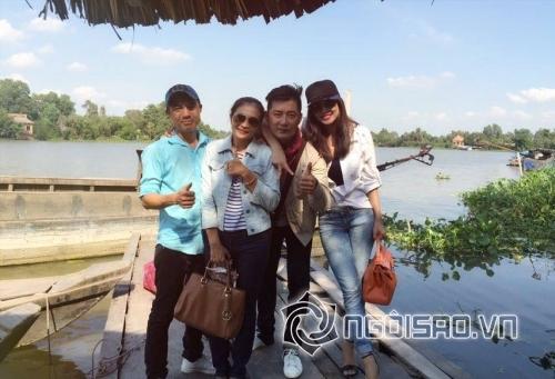Thảo Trang, vợ Phan Thanh Bình, Phan Thanh Bình, sao Việt