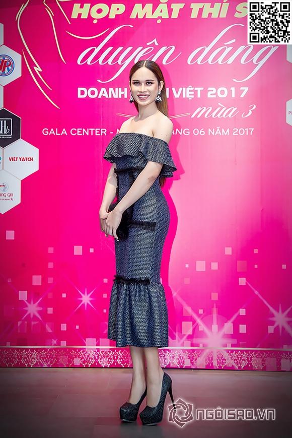 Lý Thu Kiều, Người đẹp Lý Thu Kiều, Sao Việt
