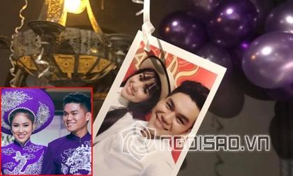ảnh cưới của Lê Phương, diễn viên Lê Phương, Lê Phương và Trung Kiên