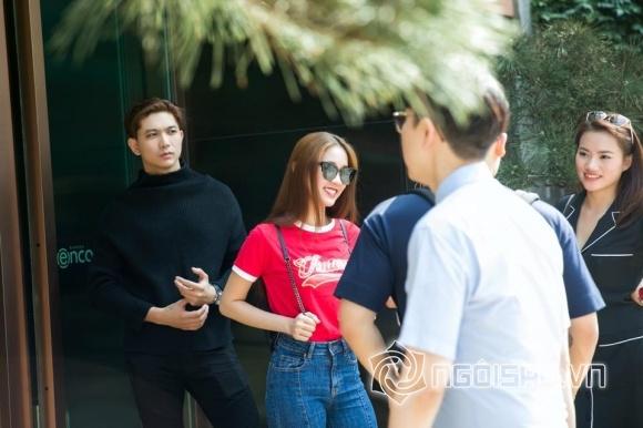 Trương Quỳnh Anh, Trương Quỳnh Anh và Tim, ca sĩ Tim, diễn viên Trương Quỳnh Anh