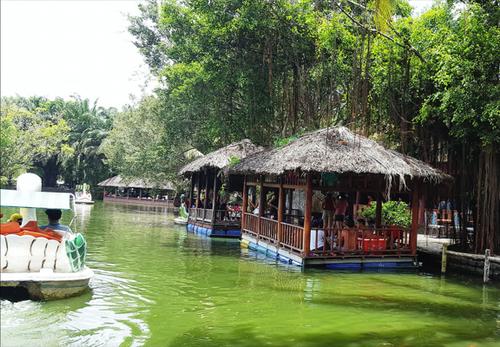 Du lịch vườn xoài, Vườn Xoài, Khu du lịch sinh thái vườn xoài