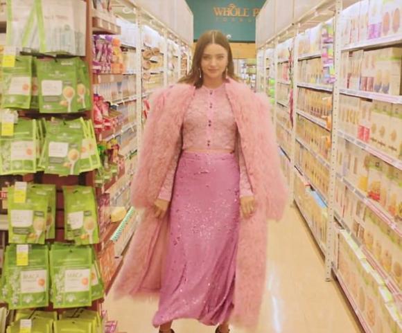 siêu mẫu Miranda Kerr đẹp,siêu mẫu Miranda Kerr,Miranda Kerr thời trang, sao Hollywood
