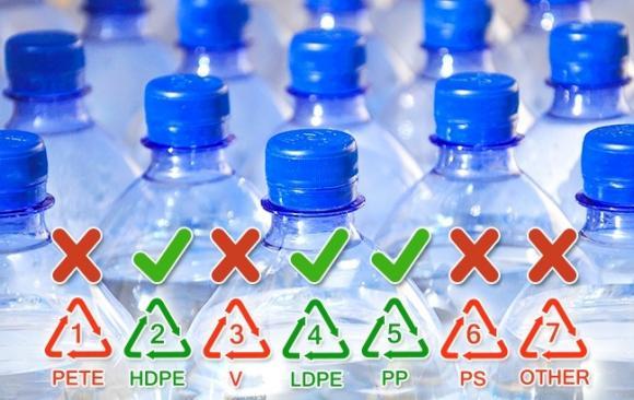 chai nhựa, sử dụng chai nhựa,  tái sử dụng chai nhựa, vệ sinh chai nhựa, ảnh hưởng chai nhựa