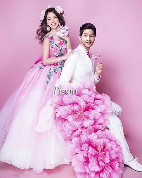 sao Hàn, Song Hye Kyo, Song Joong Ki, Song Joong Ki và Song Hye Kyo kết hôn