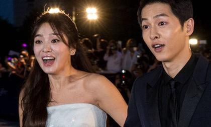 Song Hye Kyo và Song Joong Ki,Song Joong Ki và Song Hye Kyo làm đám cưới. sao Hàn