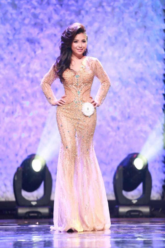 Mai Thanh Thúy,  Hoa hậu Phụ nữ người Việt thế giới,  Hoa hậu Phụ nữ người Việt thế giới 2017