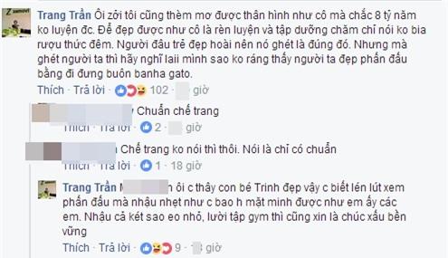 Ngọc Trinh gợi cảm hết cỡ,Trang Trần.,Trang Trần showbiz Việt,vòng eo 56 huyền thoại của Ngọc Trinh