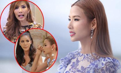 Minh Tú, The Face 2017, trang phục cấm lên sóng của sao