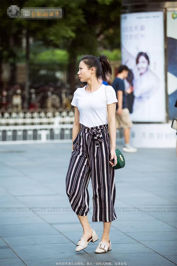 thiếu nữ bắc kinh, gu thời trang của thiếu nữ bắc kinh, cô gái bắc kinh, street style của giới trẻ