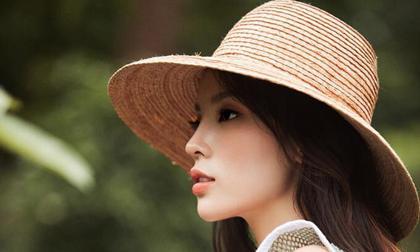 thời trang sao,sao Việt,Hoa hậu Kỳ Duyên,Kỳ Duyên