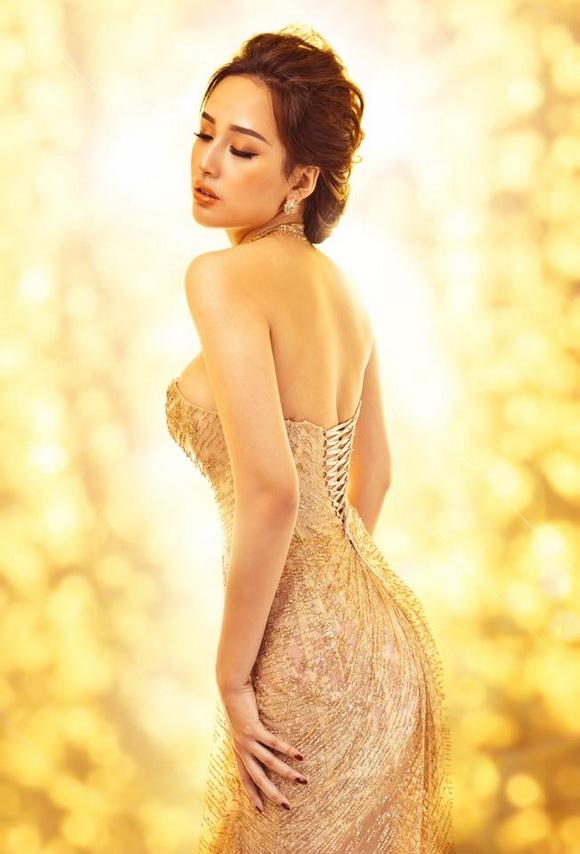Hoa hậu mai phương thúy,hoa hậu việt nam 2006,mai phương thúy như nữ thần