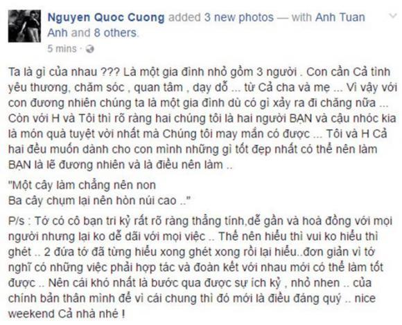 chuyện làng sao,sao Việt,Cường Đô la,Hạ Vi,Bằng Kiều,Dương Mỹ Linh