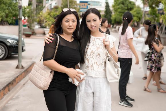 chuyện làng sao,sao Việt,Hà Phương,em gái Cẩm Ly,em gái tỷ phú của Cẩm Ly