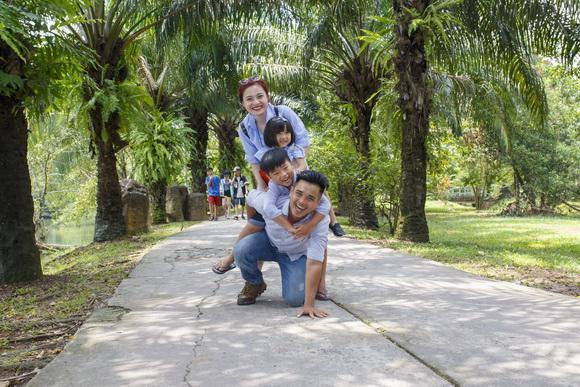 Vườn Xoài, Khu du lịch Vườn Xoài, Du lịch sinh thái Vườn Xoài