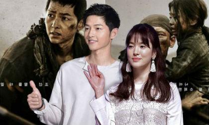 sao Hàn, Song Joong Ki, Song Hye Kyo, Song Joong Ki và Song Hye Kyo kết hôn