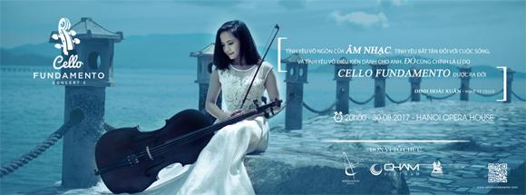 Cello Fundamento 2, Đinh Hoài Xuân, Cham VietNam