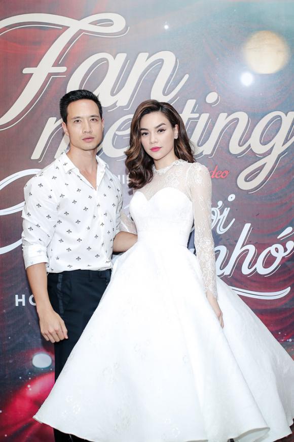 nữ ca sĩ hồ ngọc hà,nam diễn viên Kim Lý, hồ ngọc hà hẹn hò, sao Việt