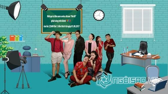 Phim sitcom Mơ đi, Mơ Đi, Ngọc Lan, Ngọc Tưởng, Đình Hiếu, VTV9
