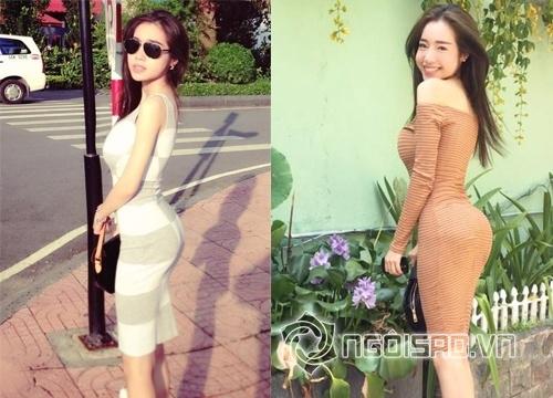 hot girl, hot girl sở hững vòng ba khủng, Elly Trần, Ivy Ốc Tiêu, Roxy Ted