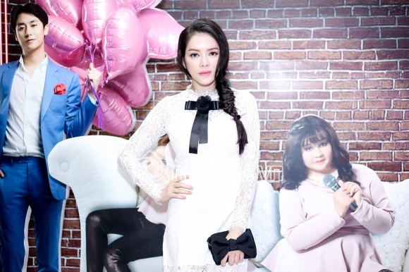 Minh Hằng, phim Sắc đẹp ngàn cân, sao việt, đạo diễn ngô thanh vân