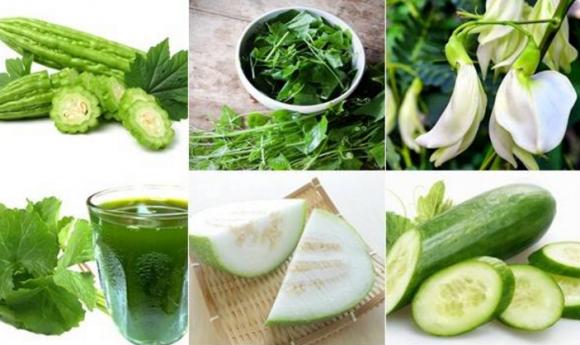 Không muốn đau đớn vì nhiệt miệng trong mùa hè, ăn ngay 15 loại trái cây rau củ này