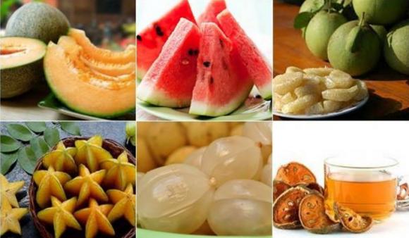 Không muốn đau đớn vì nhiệt miệng, nhiệt miệng, ăn ngay 15 loại trái cây rau củ này
