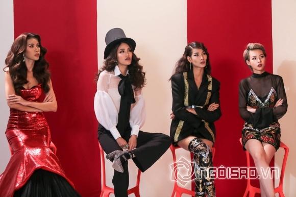 thời trang,người mẫu,Minh Tú không phục kết quả tập 9,Lan Khuê loại Thiên Nga,Hoàng Thùy